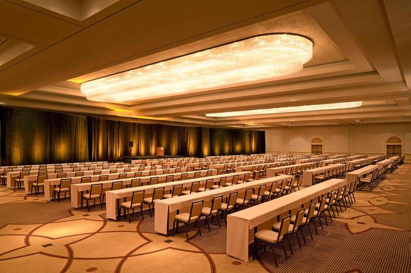 Westin Mission Hills Golf Resort-Celebrity Ballroom - Classroom<br/>Image from Leonardo