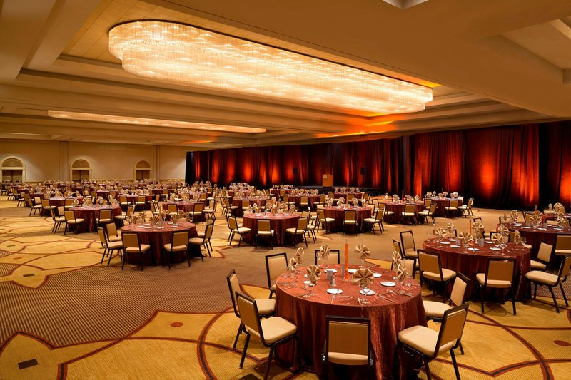 Westin Mission Hills Golf Resort-Celebrity Ballroom - Rounds Celebrity Ballroom - Rounds<br/>Image from Leonardo