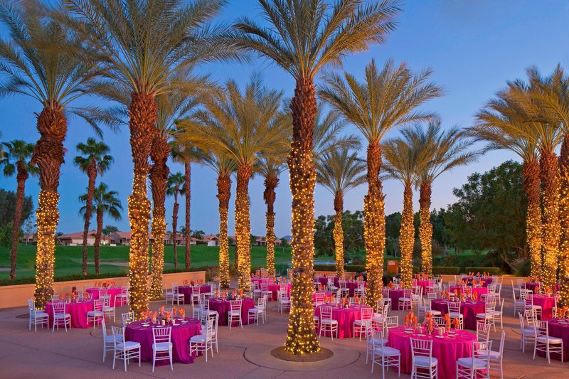 Westin Mission Hills Golf Resort-Masters Plaza Night<br/>Image from Leonardo