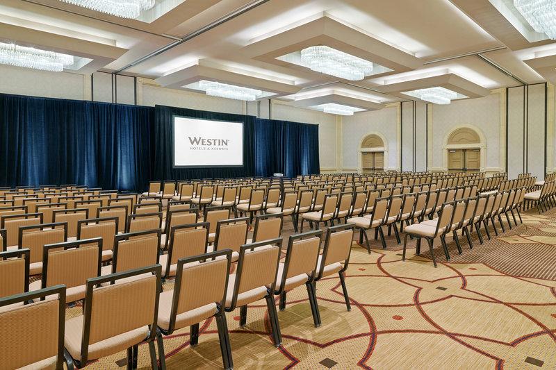 Westin Mission Hills Golf Resort-Oasis Ballroom - Theater<br/>Image from Leonardo