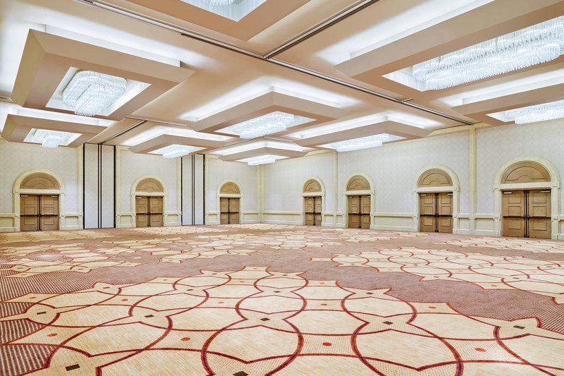 Westin Mission Hills Golf Resort-Oasis Ballroom - Empty<br/>Image from Leonardo