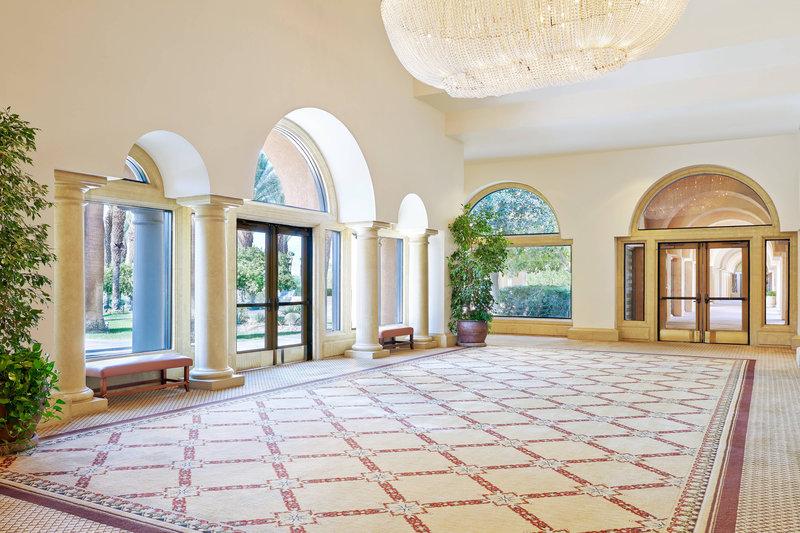Westin Mission Hills Golf Resort-Oasis Ballroom Foyer<br/>Image from Leonardo