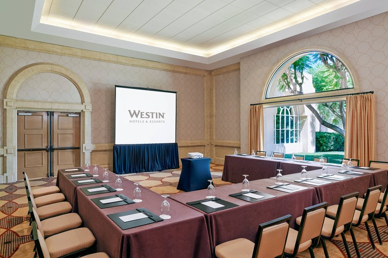 Westin Mission Hills Golf Resort-Polo Room - U-Shape<br/>Image from Leonardo