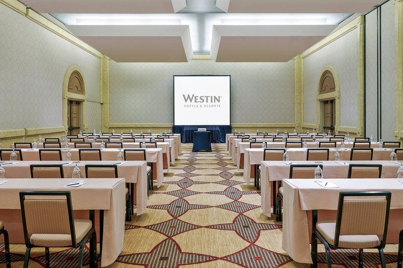 Westin Mission Hills Golf Resort-Rancho Mirage - Classroom<br/>Image from Leonardo