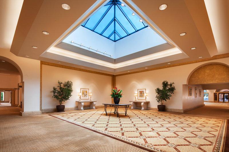 Westin Mission Hills Golf Resort-Rancho Mirage Foyer<br/>Image from Leonardo