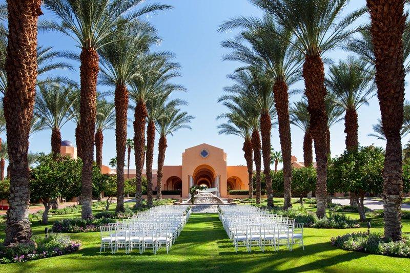 Westin Mission Hills Golf Resort-Front Lawn Wedding<br/>Image from Leonardo