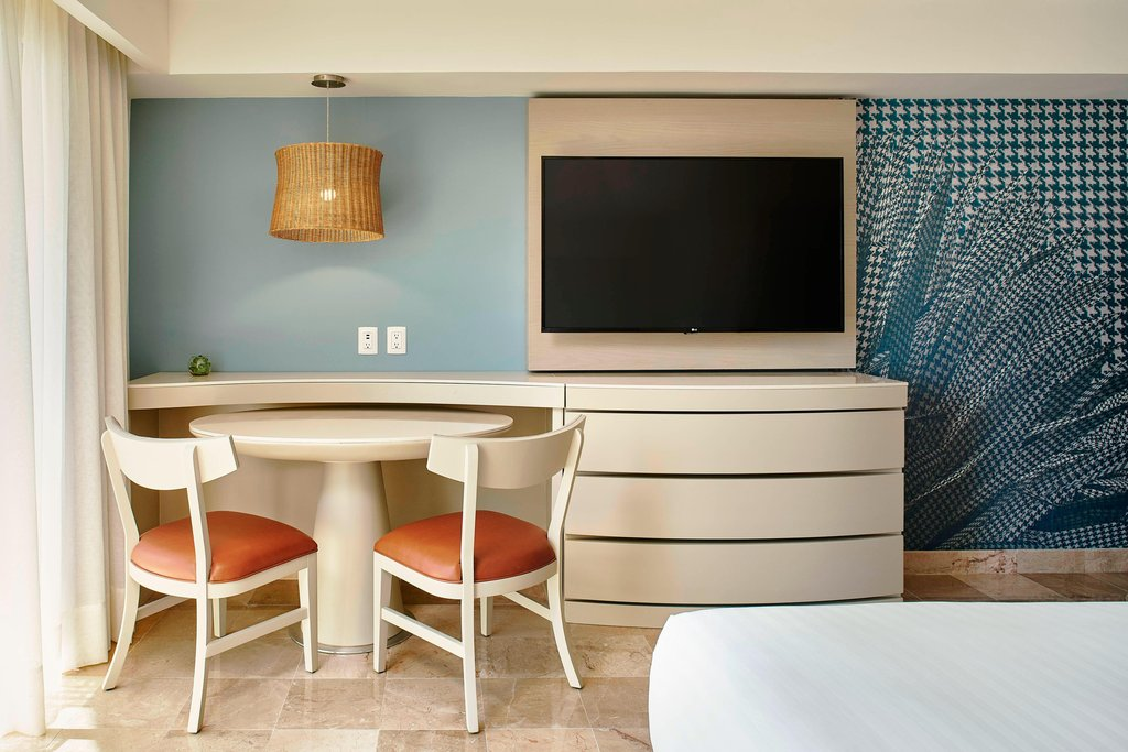 Marriott Puerto Vallarta Resort & Spa - Double/Double Guest Room - Living Area <br/>Image from Leonardo