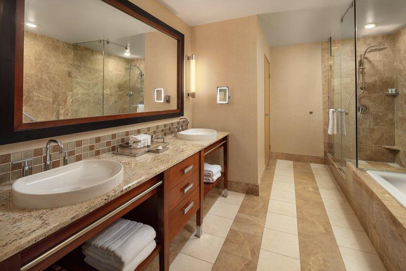 Westin Mission Hills Golf Resort-Chairman Suite Bathroom<br/>Image from Leonardo