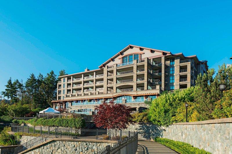 The Westin Bear Mountain Victoria Golf Resort & Spa-Exterior<br/>Image from Leonardo