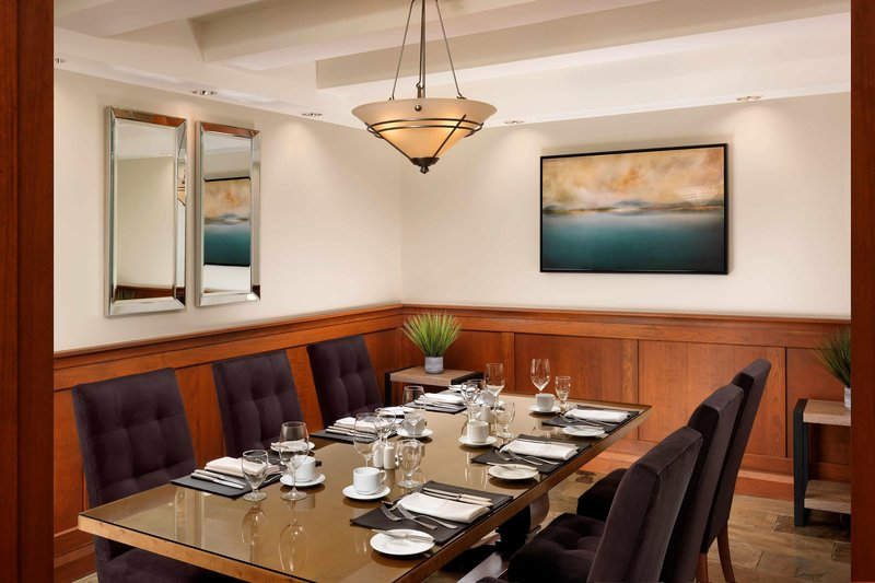 The Westin Bear Mountain Victoria Golf Resort & Spa-Penthouse Dining Room<br/>Image from Leonardo