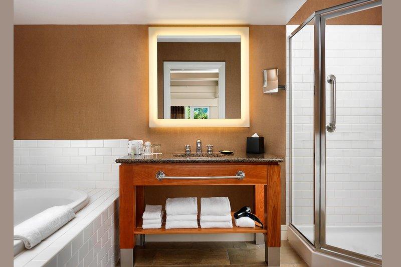 The Westin Bear Mountain Victoria Golf Resort & Spa-Guest Bathroom<br/>Image from Leonardo