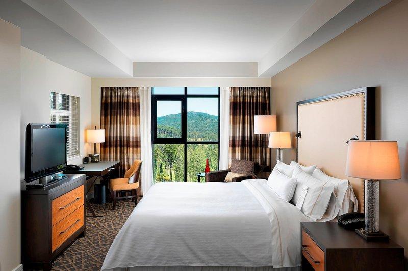 The Westin Bear Mountain Victoria Golf Resort & Spa-King Bed<br/>Image from Leonardo