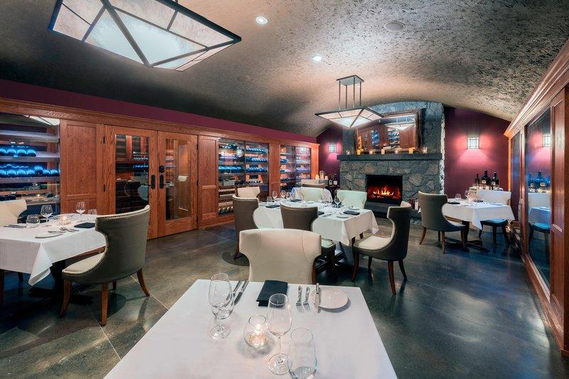 The Westin Bear Mountain Victoria Golf Resort & Spa-The Cellar<br/>Image from Leonardo