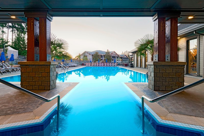 The Westin Bear Mountain Victoria Golf Resort & Spa-Outdoor Pool<br/>Image from Leonardo