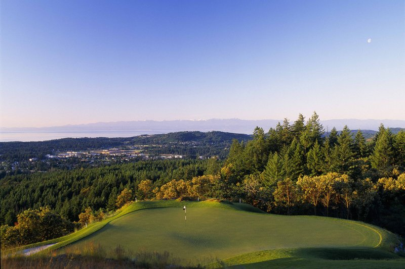 The Westin Bear Mountain Victoria Golf Resort & Spa-Bear Mountain Golf and Country Club - Signature 19th Hole<br/>Image from Leonardo