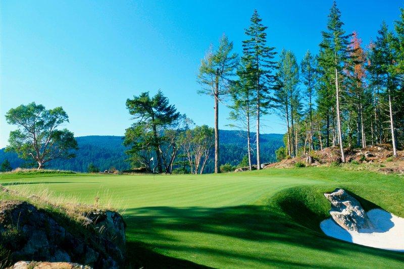 The Westin Bear Mountain Victoria Golf Resort & Spa-Mountain Hole #4<br/>Image from Leonardo