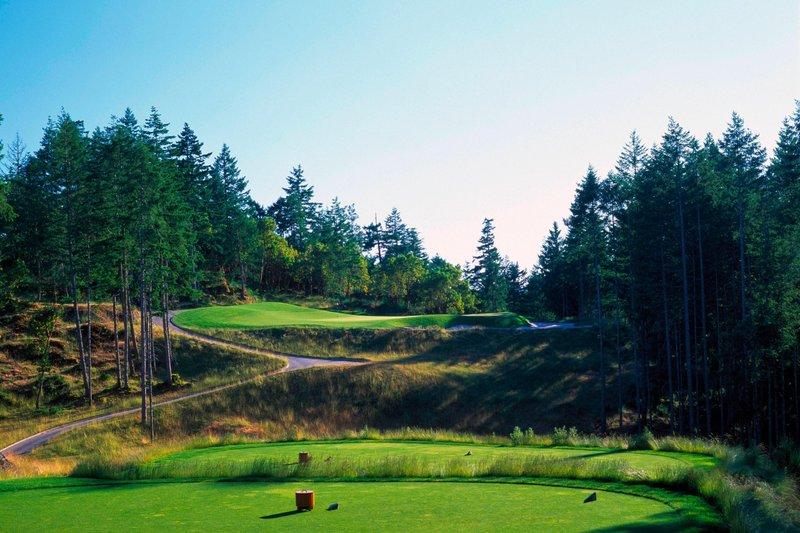 The Westin Bear Mountain Victoria Golf Resort & Spa-Mountain Hole #7<br/>Image from Leonardo