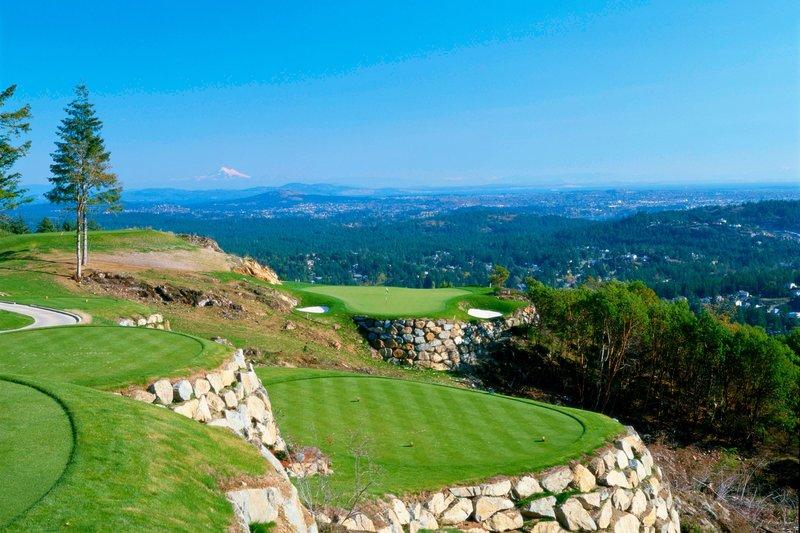 The Westin Bear Mountain Victoria Golf Resort & Spa-Mountain Hole #19 Betting Hole<br/>Image from Leonardo
