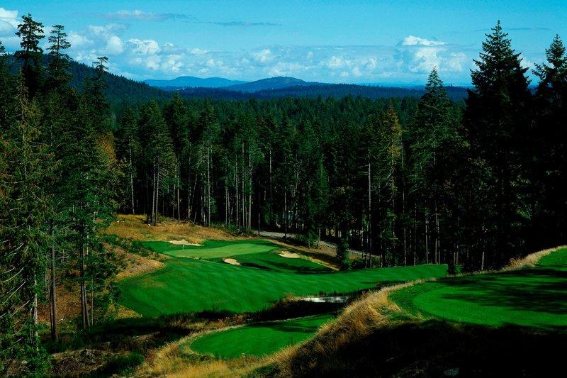 The Westin Bear Mountain Victoria Golf Resort & Spa-Valley Hole #3<br/>Image from Leonardo