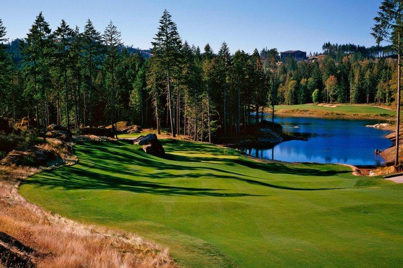The Westin Bear Mountain Victoria Golf Resort & Spa-Valley Hole #13<br/>Image from Leonardo