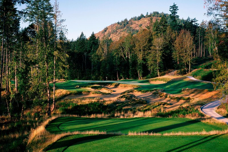 The Westin Bear Mountain Victoria Golf Resort & Spa-Valley Hole #14<br/>Image from Leonardo