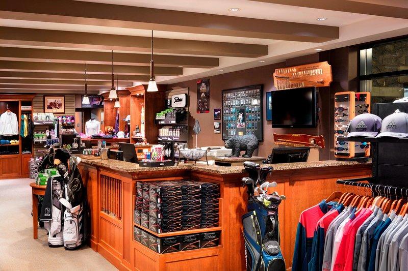 The Westin Bear Mountain Victoria Golf Resort & Spa-Golf Pro Shop<br/>Image from Leonardo