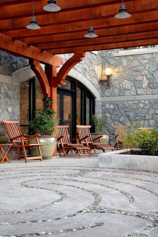 The Westin Bear Mountain Victoria Golf Resort & Spa-Spa Terrace<br/>Image from Leonardo