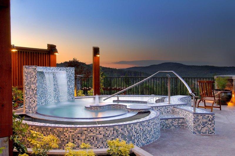The Westin Bear Mountain Victoria Golf Resort & Spa-Spa Terrace & Mineral Pool<br/>Image from Leonardo