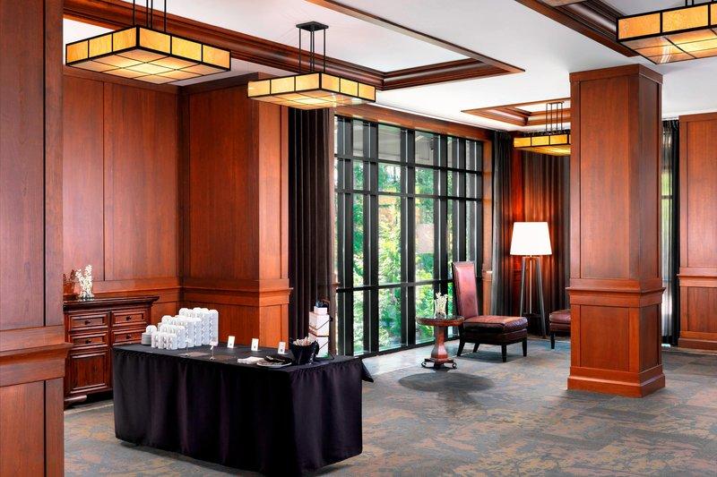 The Westin Bear Mountain Victoria Golf Resort & Spa-Bear Mountain Ballroom - Pre-Function Area<br/>Image from Leonardo