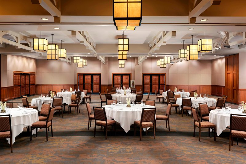 The Westin Bear Mountain Victoria Golf Resort & Spa-Bear Mountain Ballroom<br/>Image from Leonardo