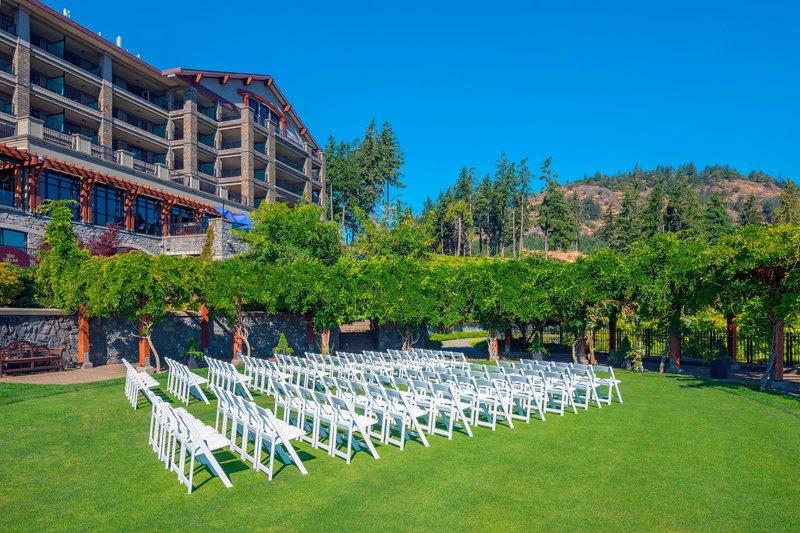 The Westin Bear Mountain Victoria Golf Resort & Spa-Ceremony Circle<br/>Image from Leonardo