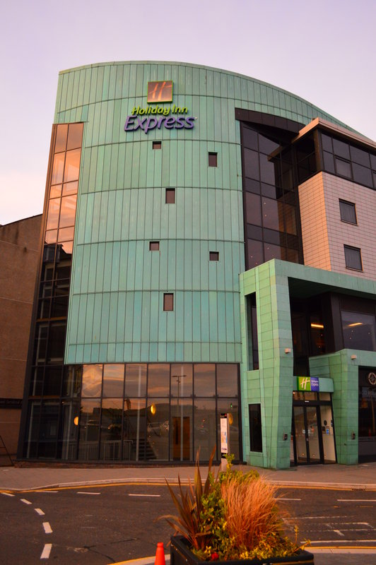 Holiday Inn Express Dundee-Exterior Feature<br/>Image from Leonardo