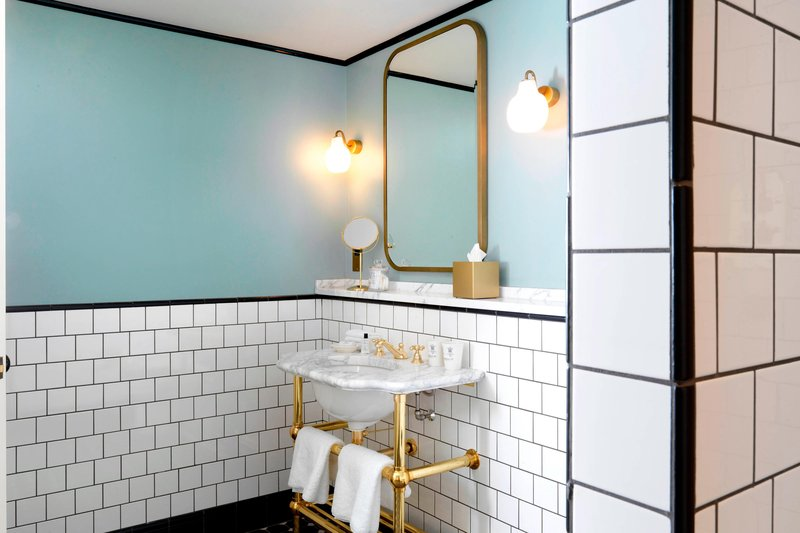 University Arms Hotel, Autograph Collection-Guest Bathroom<br/>Image from Leonardo