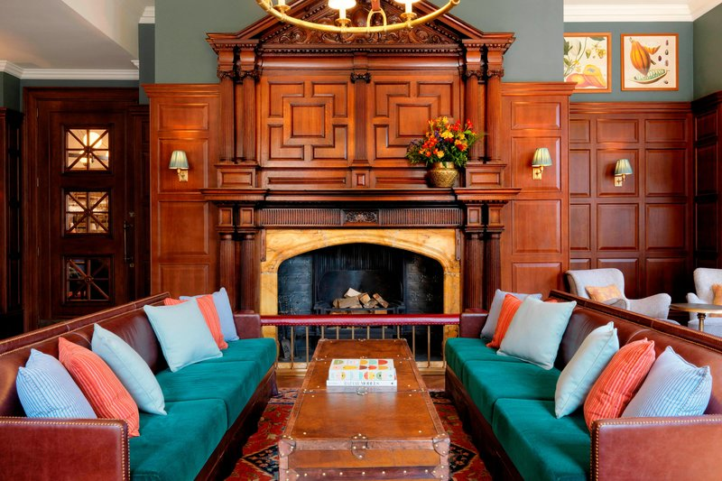 University Arms Hotel, Autograph Collection-The Library<br/>Image from Leonardo