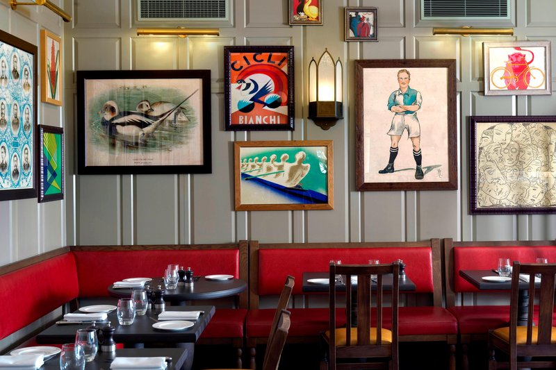 University Arms Hotel, Autograph Collection-Parker's Tavern Dining Area<br/>Image from Leonardo