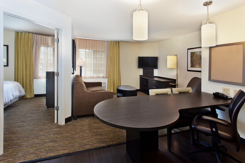 Candlewood Suites Denver West Federal Ctr-One Bedroom Suite with Sofa Sleeper and Workspace<br/>Image from Leonardo