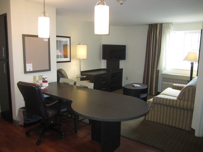Candlewood Suites Denver West Federal Ctr-One Bedroom Suite with Spacious Living Room<br/>Image from Leonardo
