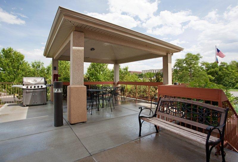 Candlewood Suites Denver West Federal Ctr-Gazebo<br/>Image from Leonardo