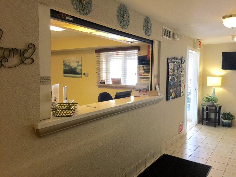 Candlewood Suites Denver West Federal Ctr-Welcome - Front Desk<br/>Image from Leonardo