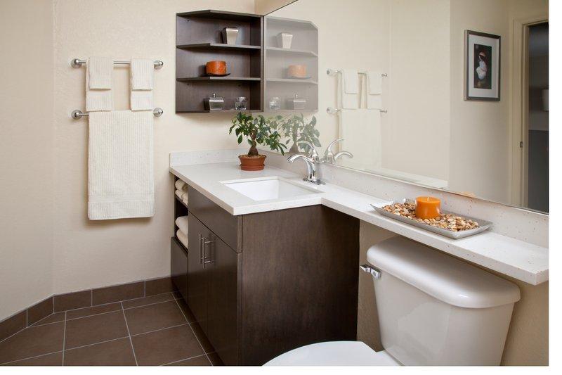 Candlewood Suites Denver West Federal Ctr-Guest Bathroom<br/>Image from Leonardo
