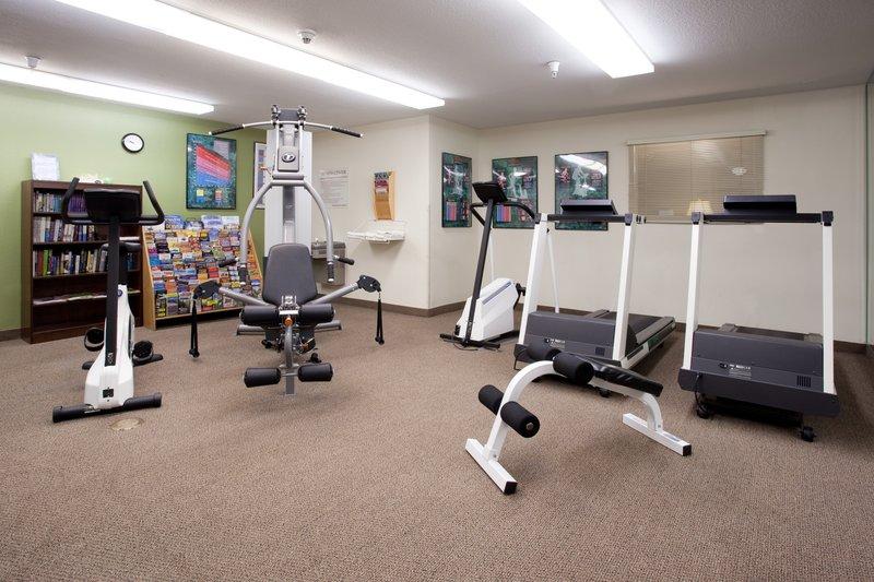 Candlewood Suites Denver West Federal Ctr-Fitness Center<br/>Image from Leonardo
