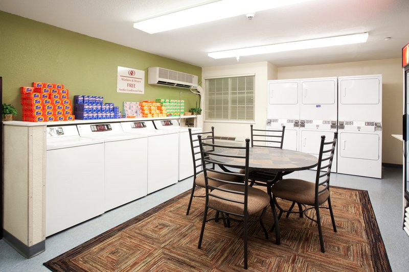 Candlewood Suites Denver West Federal Ctr-Candlewood Cupboard with Laundry<br/>Image from Leonardo