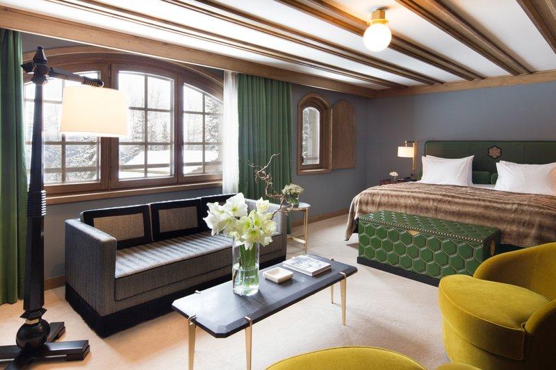 Mercure Courchevel Hotel-Chalet L'Alpensia Room<br/>Image from Leonardo