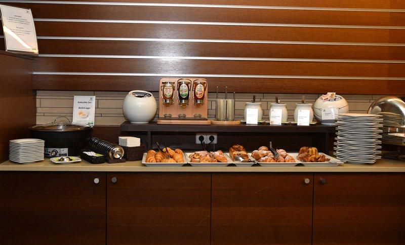 Holiday Inn Salzburg City-Enjoy our various breakfast-buffet<br/>Image from Leonardo