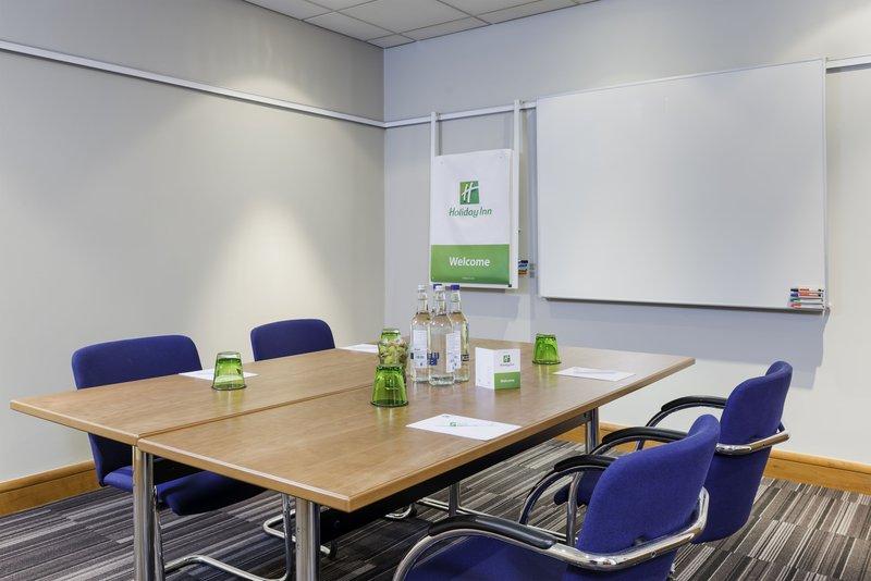 Holiday Inn Milton Keynes - Central-Meeting Room set as a boardroom<br/>Image from Leonardo