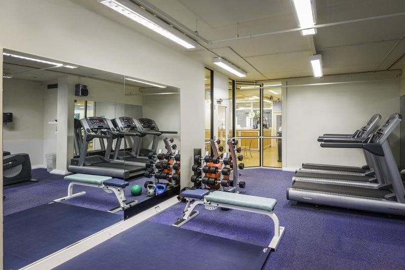Holiday Inn Milton Keynes - Central-Health Club<br/>Image from Leonardo
