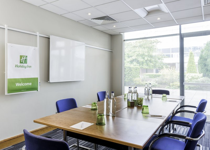 Holiday Inn Milton Keynes - Central-Willow room set for a boardroom<br/>Image from Leonardo