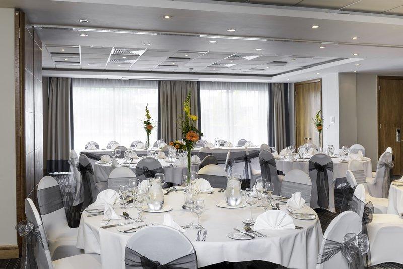 Holiday Inn Milton Keynes - Central-Wedding breakfast<br/>Image from Leonardo