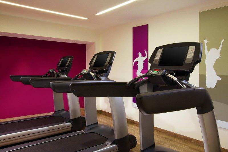 Le Meridien Grand Nuremburg-Fitness Center<br/>Image from Leonardo