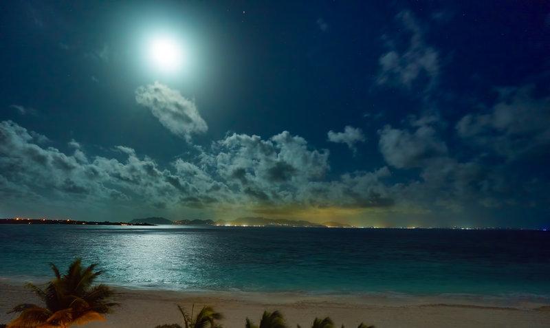 CuisinArt Golf Resort & Spa.-CuisinArt Beach Full Moon<br/>Image from Leonardo